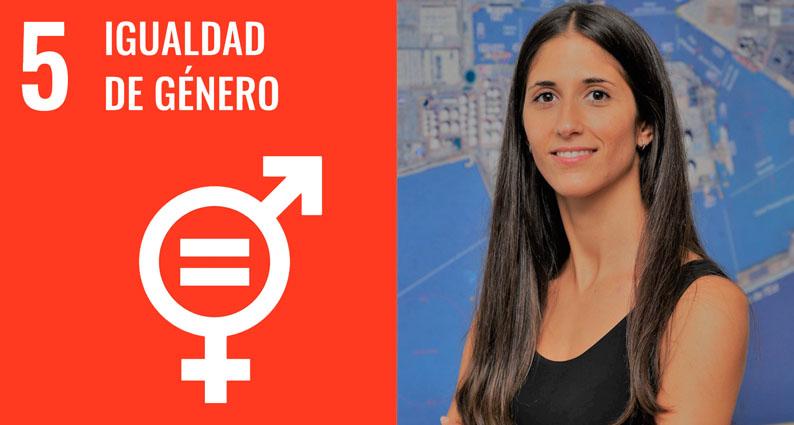 💪Nos hemos adherido al Consejo de la Mujer de la Zona Franca que tiene como objetivo dar cumplimiento a uno de los #ODS, la igualdad de género.  Alicia Lorca, Directora de finanzas y control de la #ZALPort, es nuestra representante #8M2021 @AliciaLorVi  @ConsorciZF