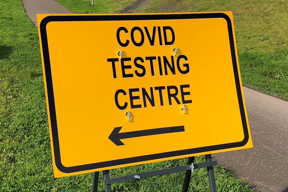 We are excited to announce our first day of lateral flow testing within school today for students. It has been going very well and we look forward to testing the entirety of our student body in the coming days. We are all in this together! #StaySafe #StayProtected