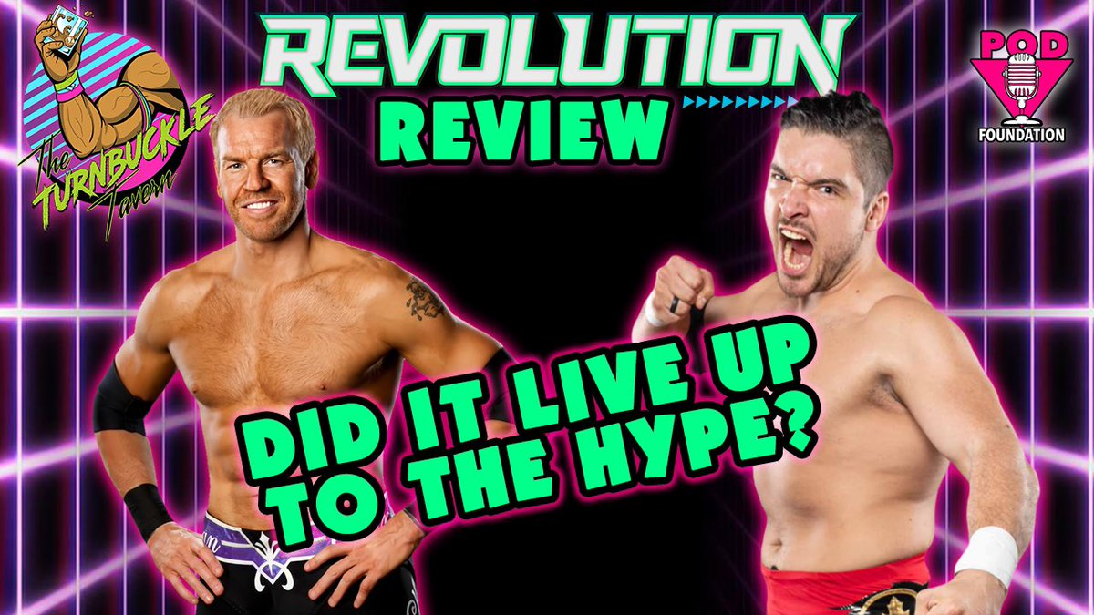 Watch now on YouTube! Did the ending ruin the night? Did the surprise debuts satisfy? How was Sting in the Street Fight? We answer all these questions and breakdown the night!  ▶️:   #AEWRevolution #AEW #aewdynamite #aewdark #prowrestling #wrestling