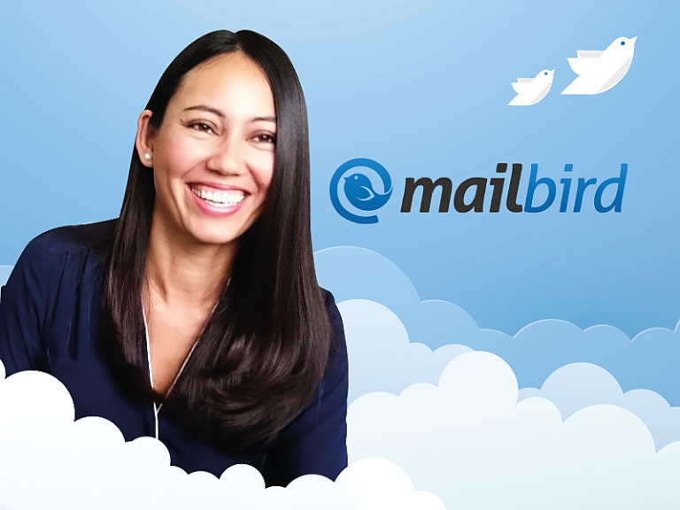 """#MotivationMonday: """"Women have a tendency to be very skilled at building relationships; the longer you run your business, the more you understand the importance of partnerships & relationships to help you succeed & grow."""" - Andrea Loubier, CEO of @mailbird"""