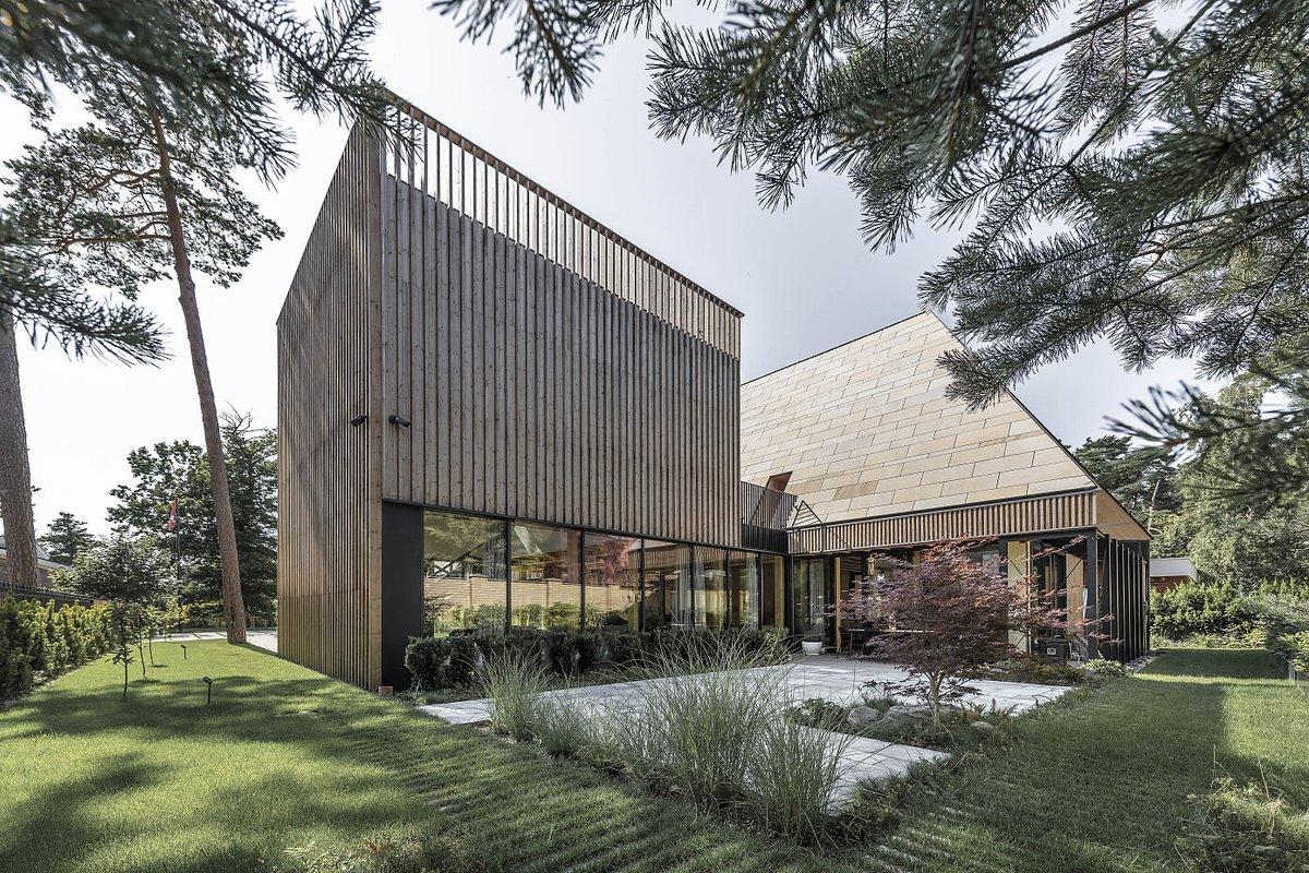 Family Villa in Giruliai by Do Architects    #home #decoration #architecture #interiordesign