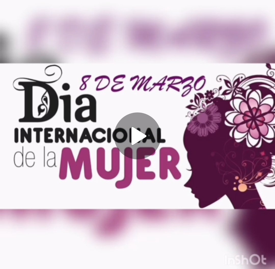 #SerMujerEsAlgoGrande #8M2021  #100x100Iguales #DiaInternacionalDeLaMujer  #WomensDay