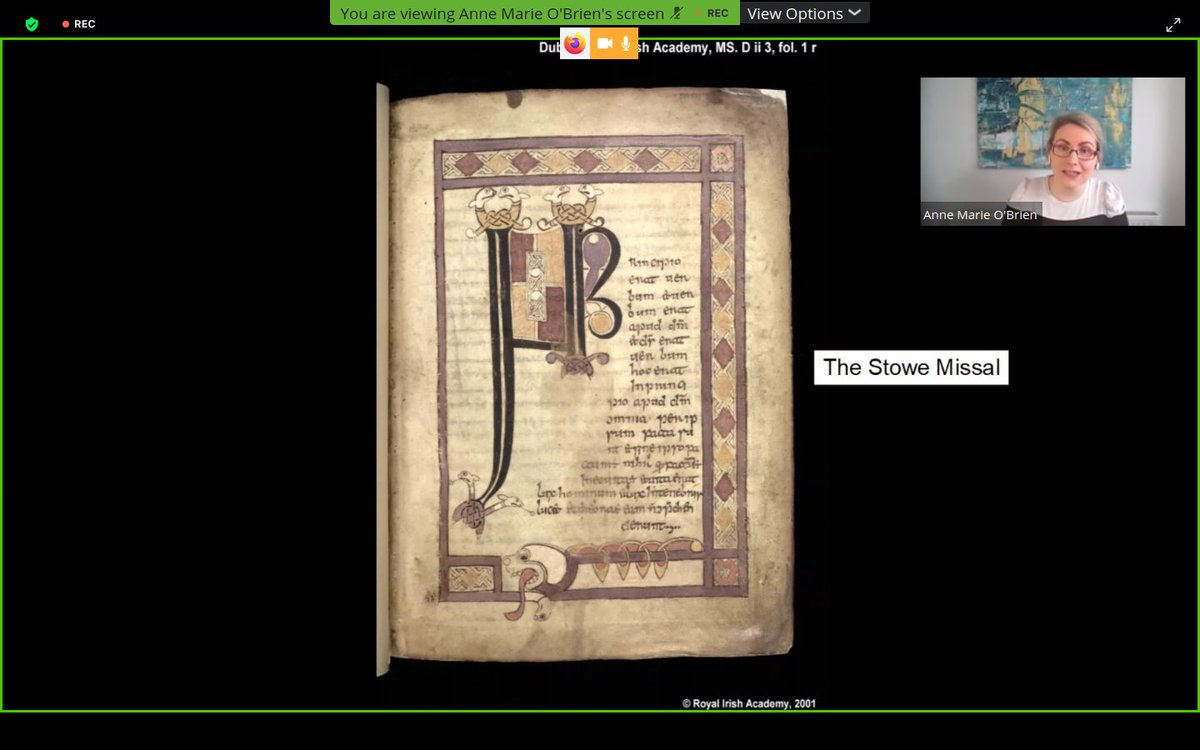 test Twitter Media - Some images of The Stowe Missal @Library_RIA @DIAS_ISOS @LaiRBG https://t.co/EhcegiiCzA