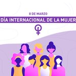 Image for the Tweet beginning: ♀️En el #DiaInternacionalDeLaMujer  reafirmamos