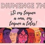 Image for the Tweet beginning: #molinsderei: el Grup de Dones