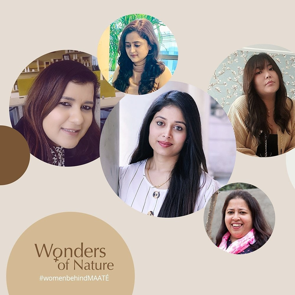 Saluting our women workforce at our Gurgaon headquarters. #internationalwomensday #wondersofnature #womenbehindMAATE