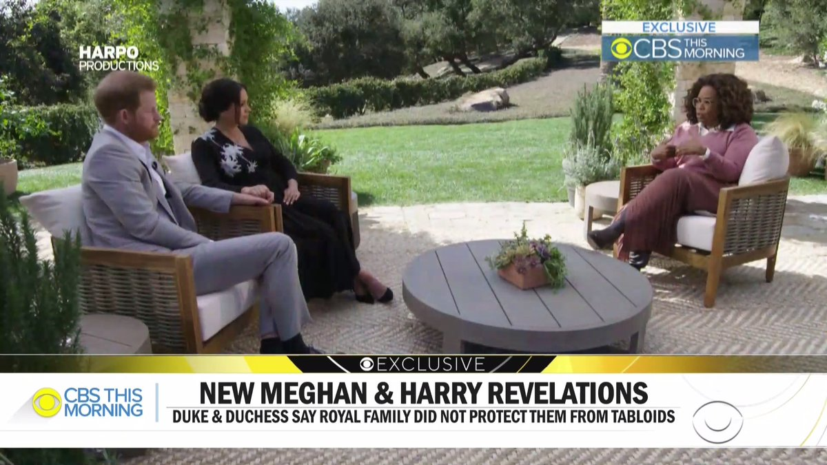 """Meghan Markle Discusses Kate Middleton """"Waity Katie"""" Headlines: """"Rude and Racist Are Not the Same"""""""