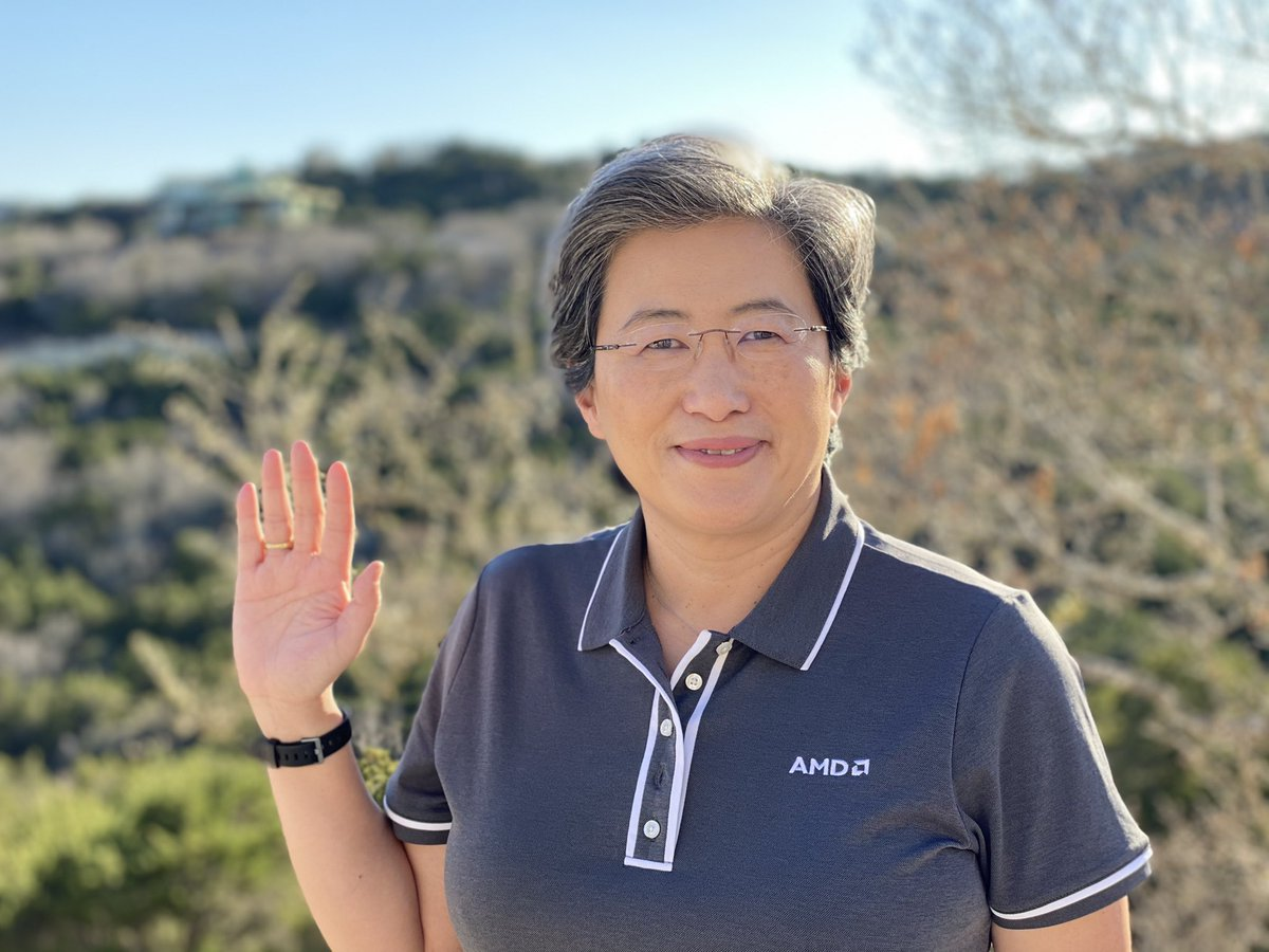 An early mentor told me to run towards problems, because that's where you'll find opportunity. At @AMD, we #ChooseToChallenge every single day.  Celebrating today our amazing @AMD women and committed to support inclusiveness in tech.  Happy International Women's Day! #IWD2021