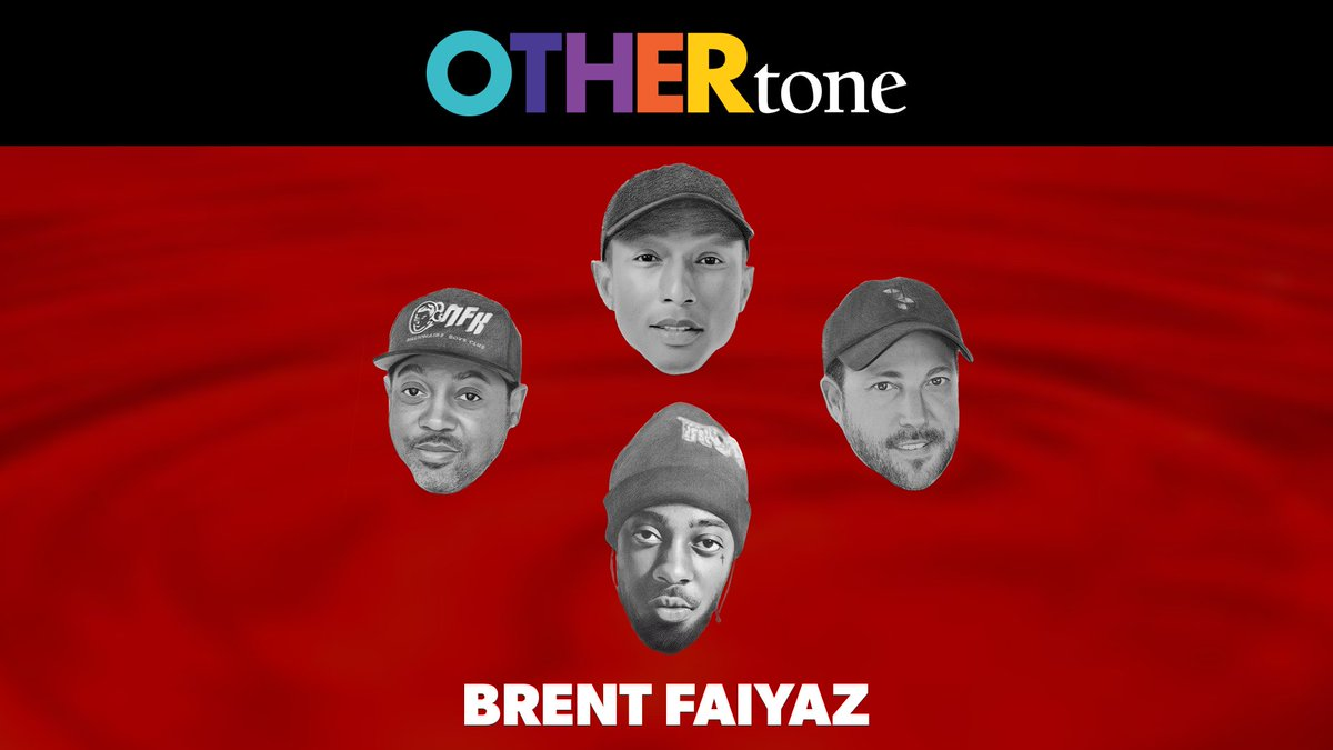 Creating on your own terms? File this week's new episode with @brentfaiyaz under the motivation we knew our Monday needed.    Tune in as we talk about the DMV cultural influence and why his creative process typically involves a bit of @nerdarmy🖖🏽