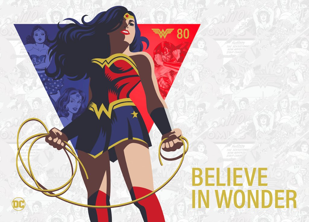 For 80 years, one champion has stood for truth, peace, and wonder. Join the #WonderWoman80 celebration and #BelieveInWonder today 🌟 Learn more at  #InternationalWomensDay