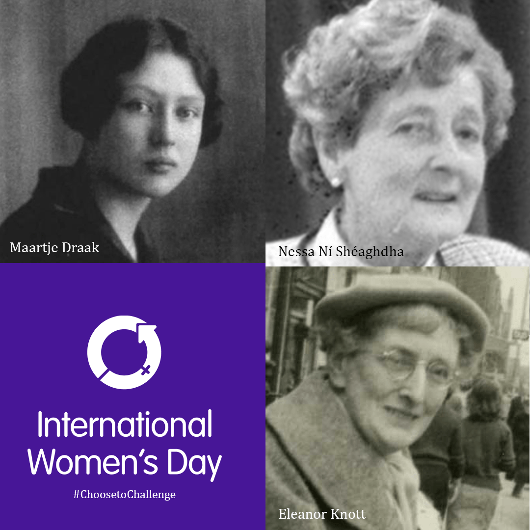 test Twitter Media - Over the last month some of our Celtic Studies Researchers have been talking about the women scholars who have inspired them.  To see each story see our website https://t.co/BlhiZPuEP2  #IWD2021 #ChoosetoChallenge #InternationalWomensDay https://t.co/mErnAs7Sh4