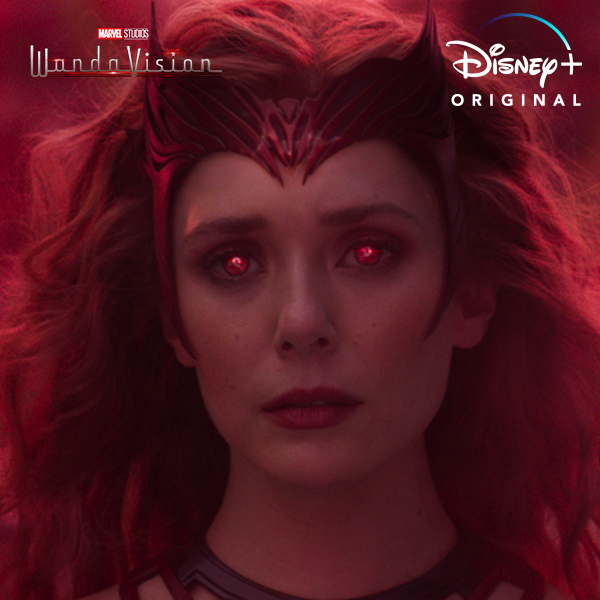 Every moment, every episode. Don't be the last to experience Marvel Studios' #WandaVision. All episodes are now streaming on @DisneyPlus.