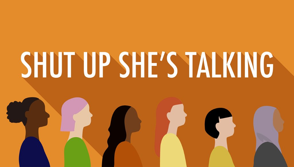 Shut Up She's Talking is an Australian podcast that explores sisterhood from every angle.