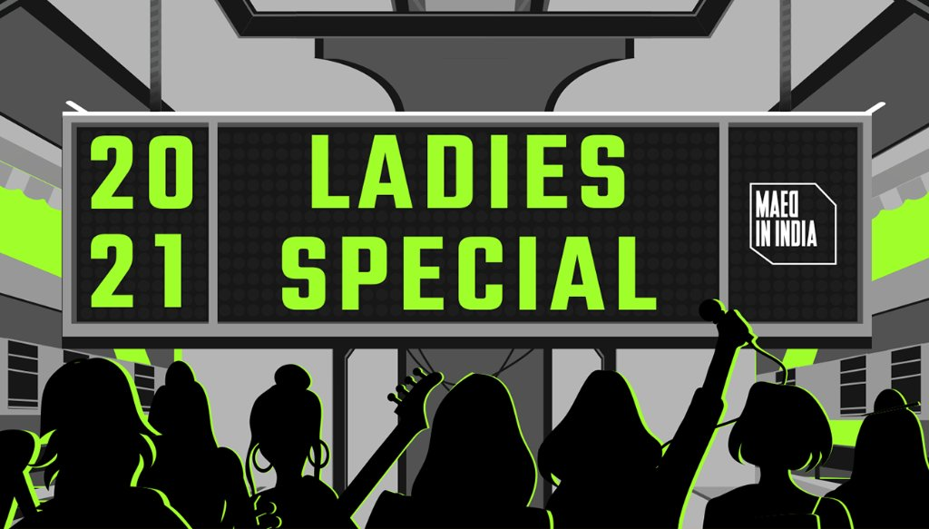 It's the annual Ladies Special on @maedinindia. Host @maebemaebe talks to some of the newest acts exploding on the indie music scene about smashing the patriarchy, telling people you love them, camaraderie, sustainability and more.