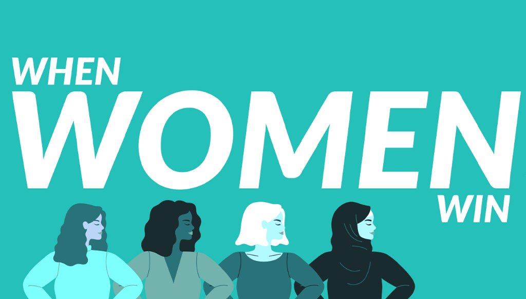.@RanaNawas interviews women who are shattering ceilings and leading the charge in the business world in @WhenWomenWinPod. Listen to this show from the Middle East: