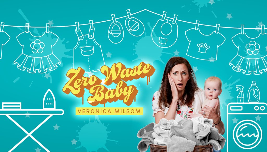 Comedian @vmilsom is a mum on a mission to reduce her tiny newborn's massive waste footprint. Zero Waste Baby is a funny podcast about motherhood from Australia.