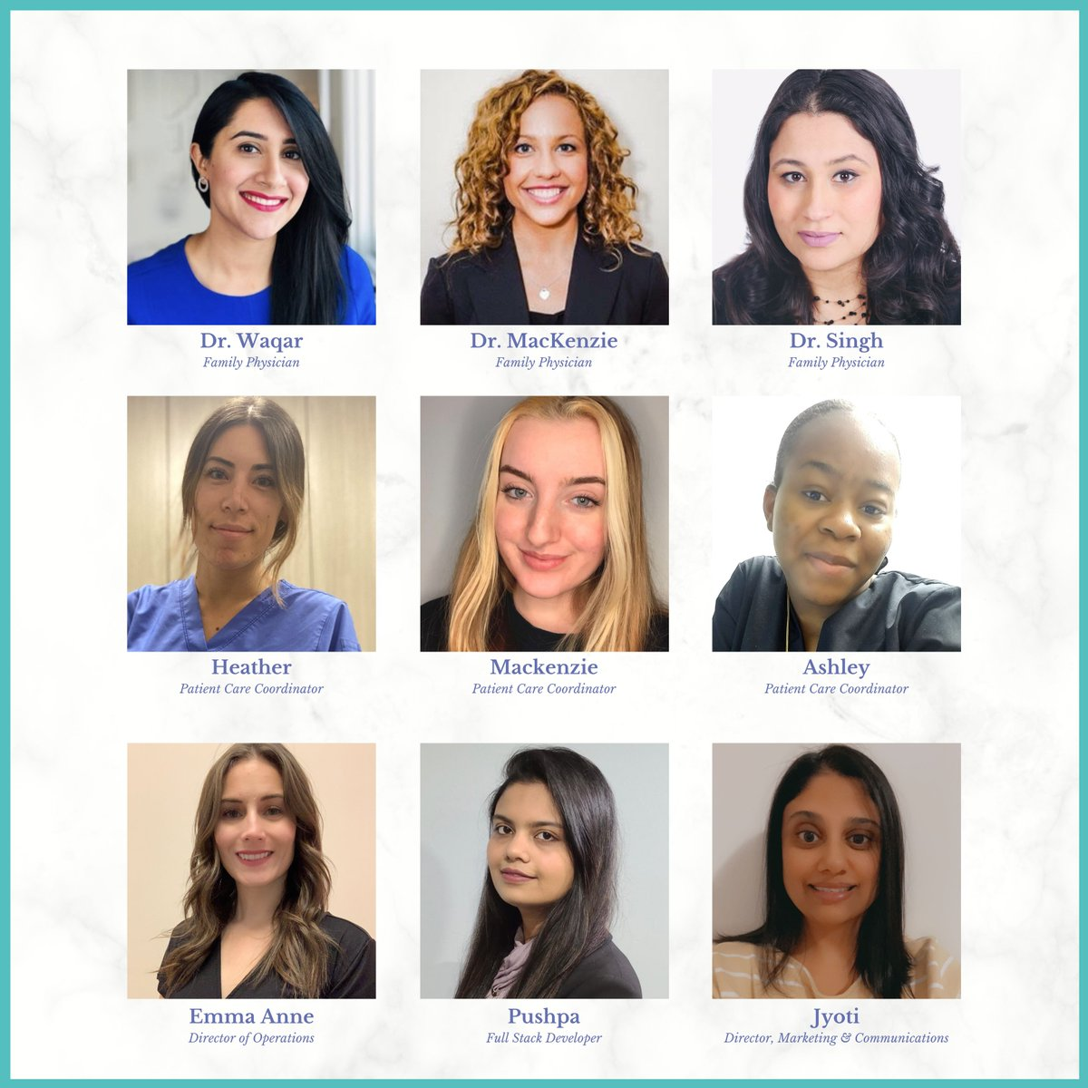 We're throwing the spotlight on some of the amazing women behind Meira Care.  Happy International Women's Day! #IWD2021 #ChooseToChallenge #WomensDay
