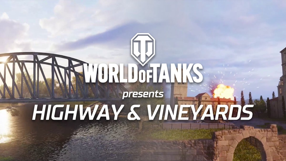 """You're not """"ruining perfectly good terrain"""", call it remodeling the environment.   New maps and much more arrive in World of Tanks:"""
