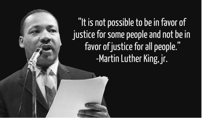 #WednesdayEmpowermentQuotes #DisabilityProudQuotes #DisabilityAdvocacy #TGOW #TraipsinGlobalOnWheels #MartinLutherKing