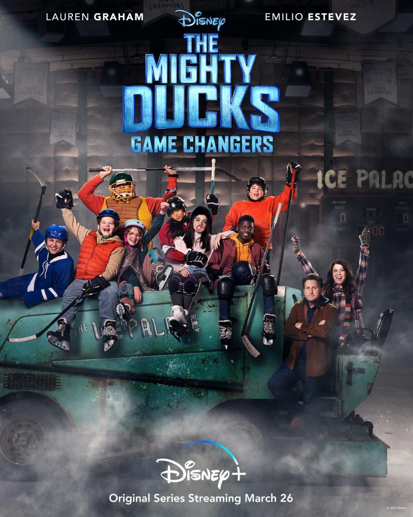 Les Petits Champions : Game Changers [ABC Signature/Disney - 2021] EvA-AJhXIAAbwuU?format=jpg&name=medium
