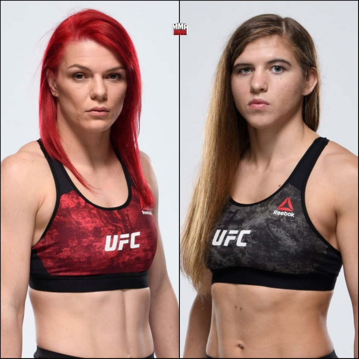 Gillian Robertson will fight Miranda Maverick at #UFC260 on March 27th. (per @FighterPathMMA) #UFC #MMA #UFCESPN #WMMA