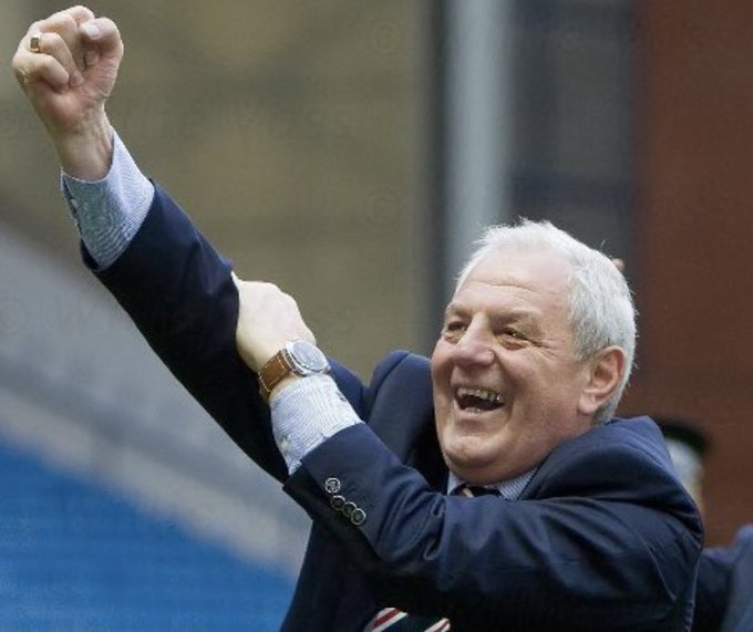 Happy birthday Walter Smith.
