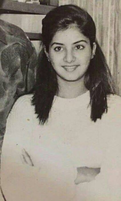 Happy Birthday To DIVYA BHARTI 25th February