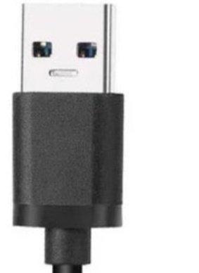 USBケーブルをよく見てみると繋がっていない?!こんなので笑ってしまったw
