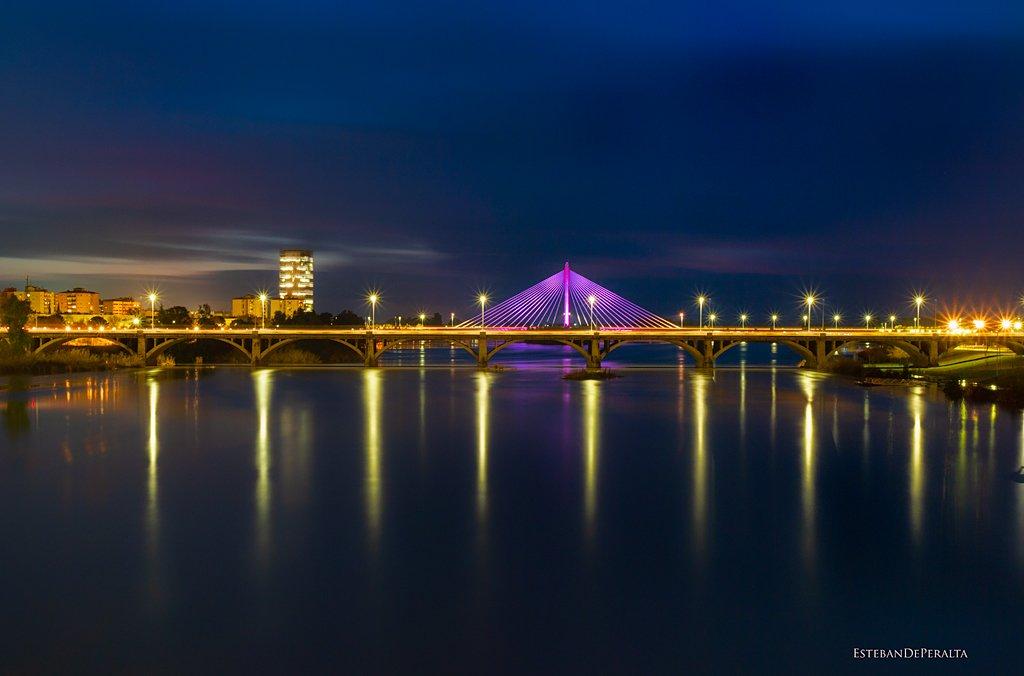 Buenas noches. #Badajoz  #night #photography #Foto #fotografia