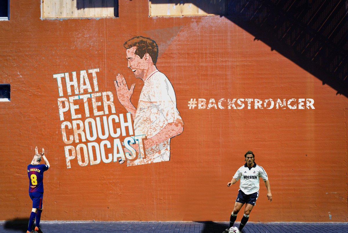 #BackStronger   @petercrouch @tomfordyce @Chris_Stark @PeterCrouchPod