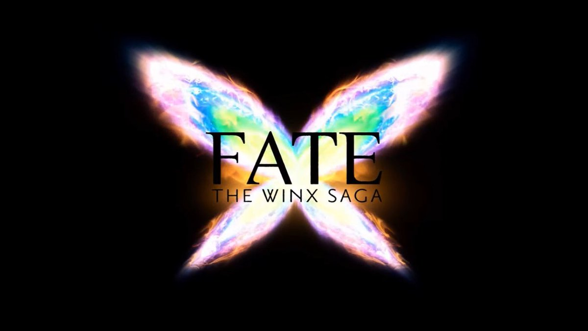 Yesterday I finished watching Fate: The Winx Saga and I loved it ❤️ can't wait for next season 🔥✨#FatetheWinxSaga