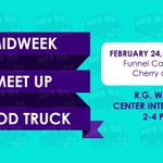 Funnel cakes! 🙌 They're on the menu at the Midweek Meet Up Food Truck today! Stop by the R.G. Wanek Center Intersection from 2-4 p.m. this afternoon for a complimentary funnel cake, students! #HPU365