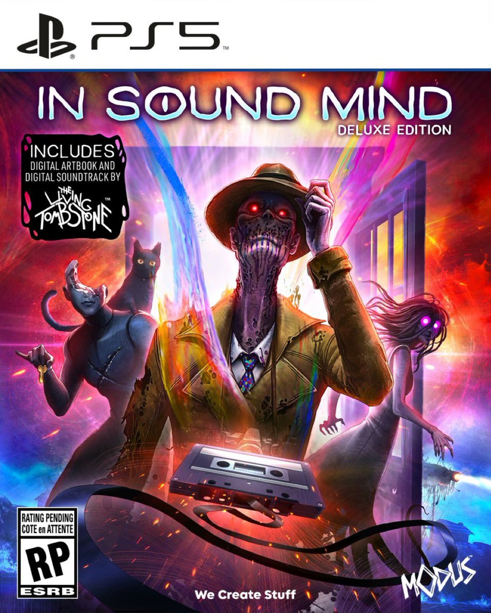 In Sound Mind: Deluxe Edition PS5 $39.99  Amazon USA 2