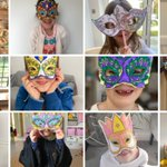 This week the Year 2 children have really enjoyed learning about Mardi Gras in their French lessons and creating these beautiful masks. #french #MardiGras #homelearning #remotelearning #LongacreAtHome #LongacreLife #PrepSchool #SurreyPrepSchool