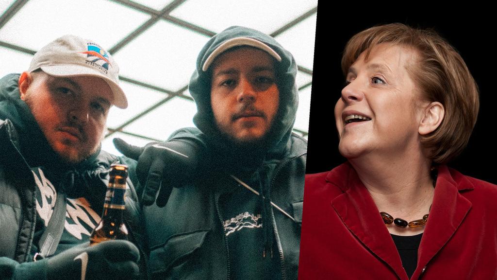 Lugatti & Tom Hengst: Fatty rauchen mit Angela Merkel? https://t.co/dRyUZPIbVL https://t.co/EVbeS67dYZ