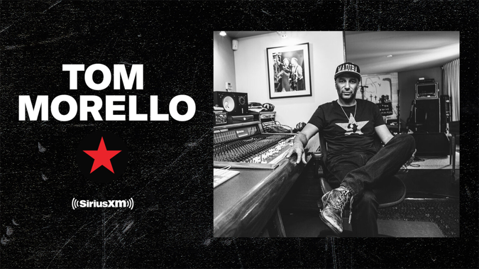 Explore the music, activism, and influences of renowned rock guitarist @tmorello as SiriusXM launches new streaming channels, a weekly show, and an all-new podcast. 🎸 Details:
