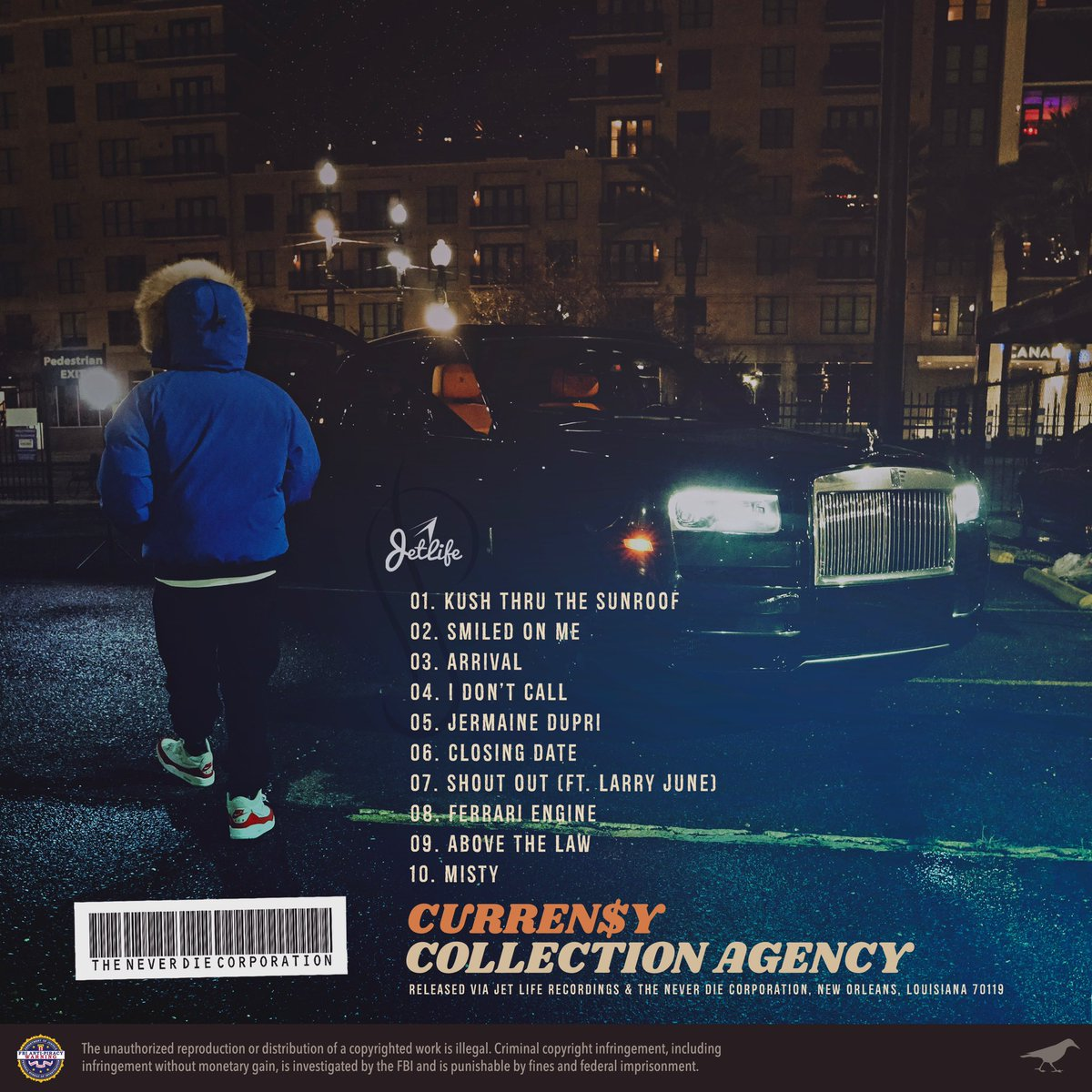 Replying to @CurrenSy_Spitta: Friday! Collection Agency