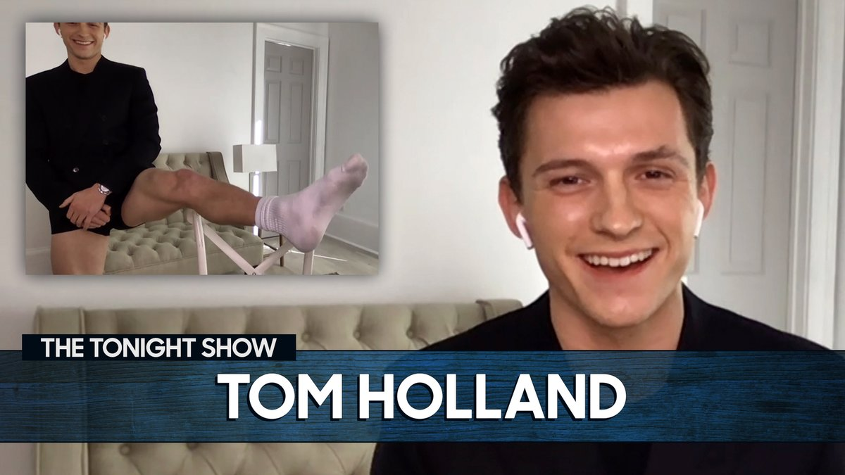The (fake) #SpiderMan3 title wasn't the only thing @TomHolland1996 revealed this week!