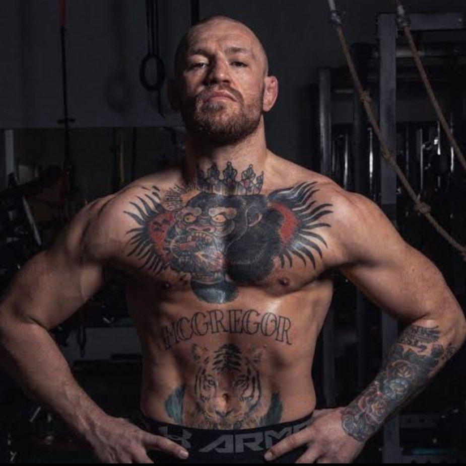 THE BEST👊#ConorMcGregor #mcgregor #UFC