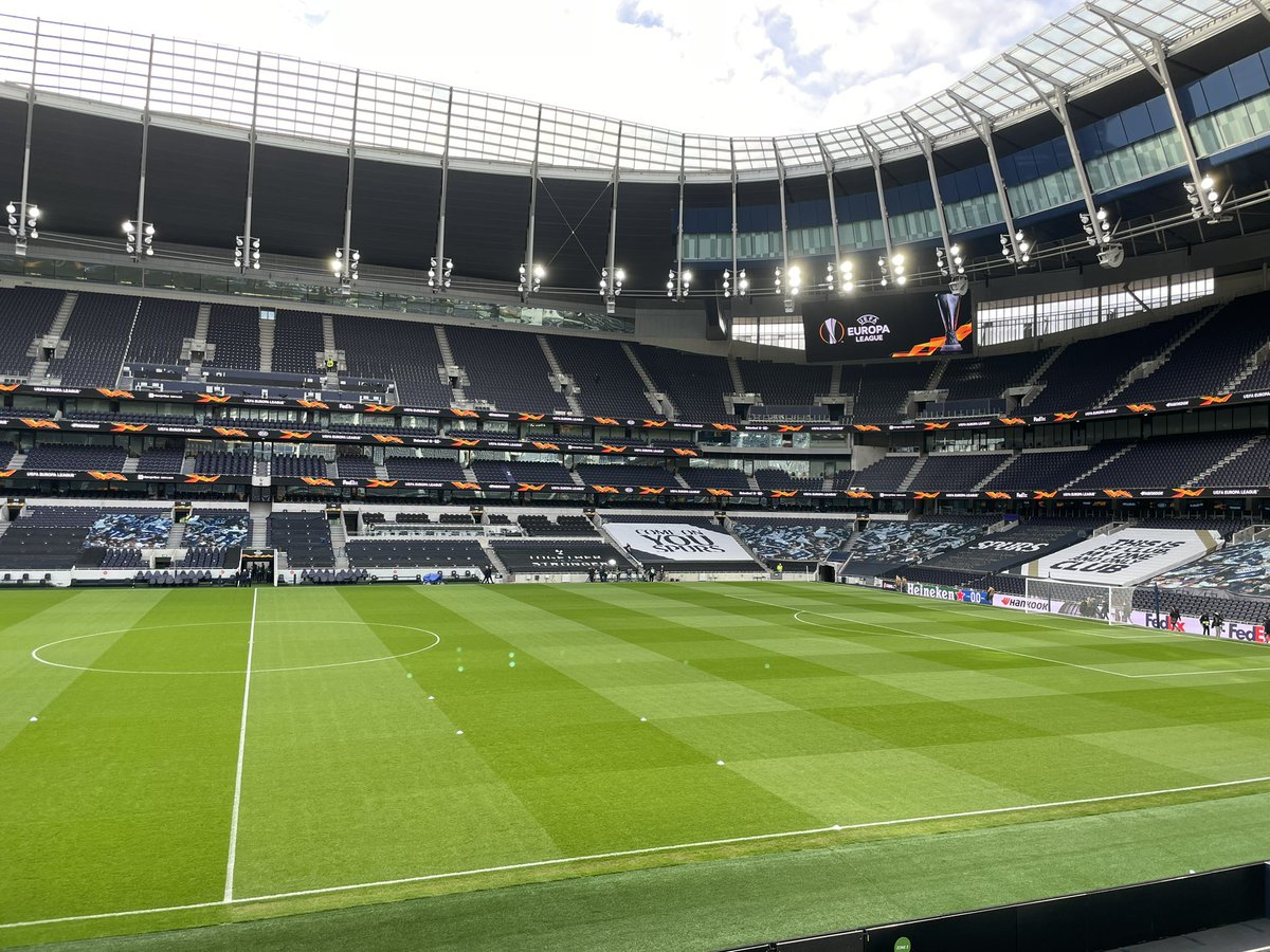 Proper stadium this !