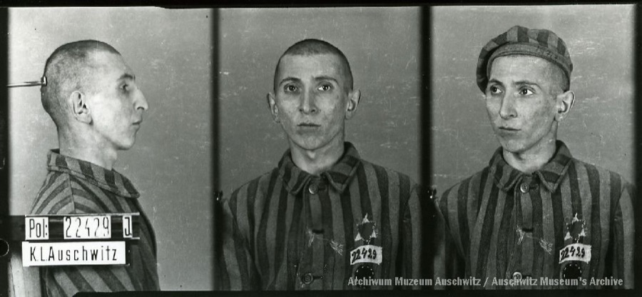 25 February 1923 | A Polish Jew, Egon Nebel, was born in Katowice.   In #Auschwitz from 13 February 1942. No. 22429 He perished in the camp on 14 March 1942.