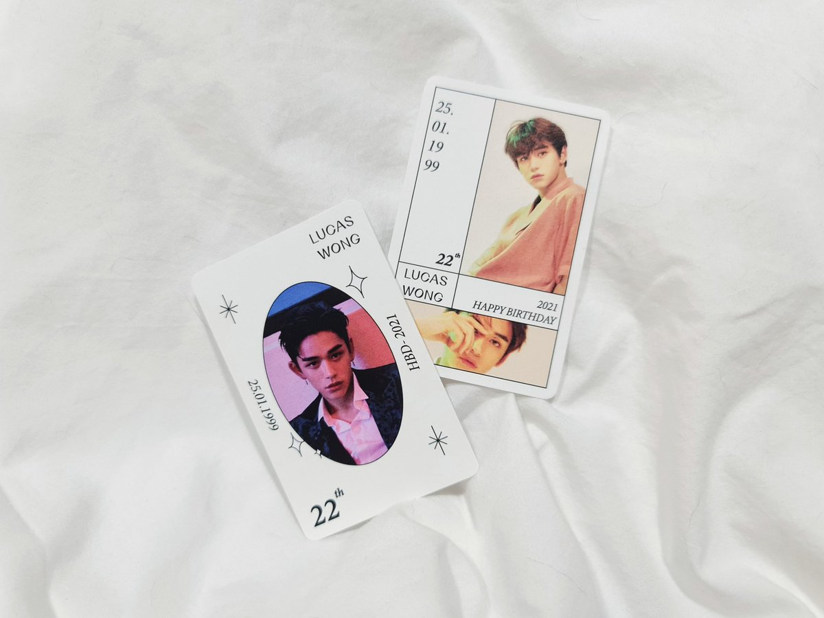 GIVE AWAY for #HAPPYLUCASDAY 🎂  Photocard 50 set เซตละ2ใบนะคะ เรา walk in รอบ2นะคะ ลงทะเบียนไม่ทันอะแหะๆ ถ้าเต็มก็น่าจะอยู่แถวๆชั้น1-2นะ  at Eattention Please MRTสามย่าน 07.03.2021    #theillumerence_LC