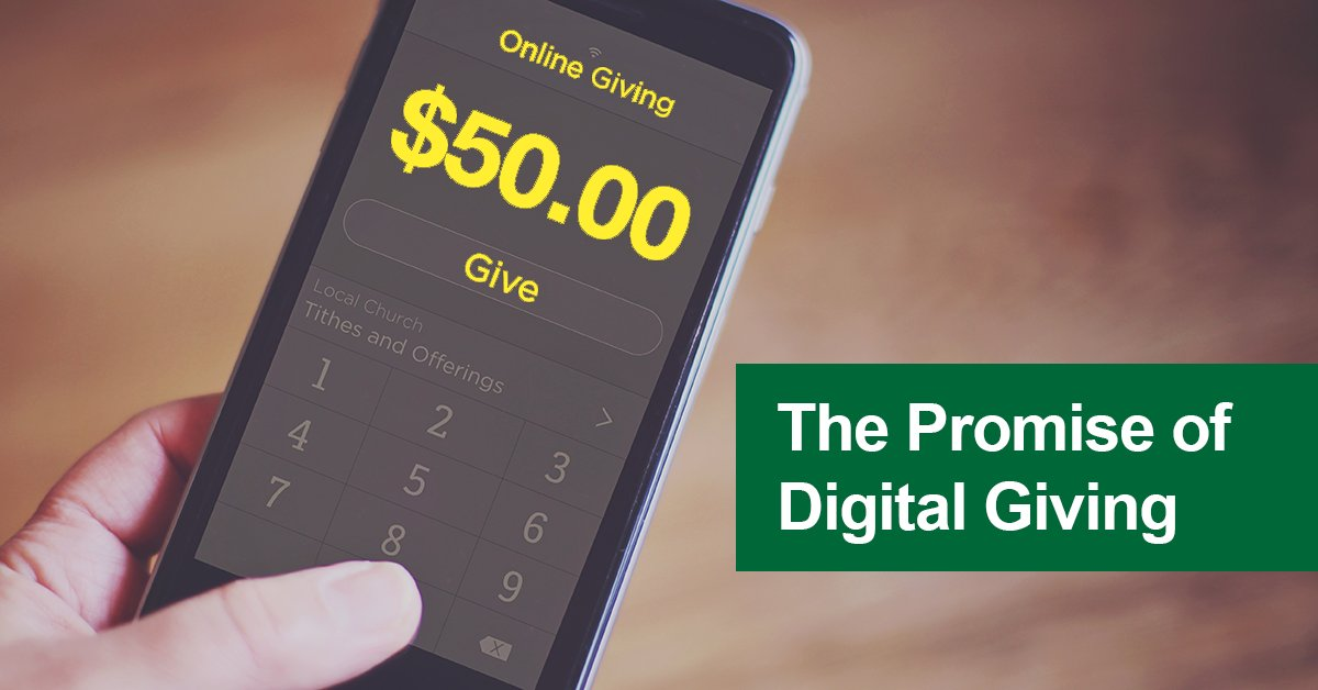 As the church increasingly moves online, so too must the church's ministry of generosity. But this future requires the capacity to receive digital gifts and skill in soliciting gifts electronically from people beyond the reach of Sunday services. https://t.co/ByaEmeanER https://t.co/jtu7ZhCYwe