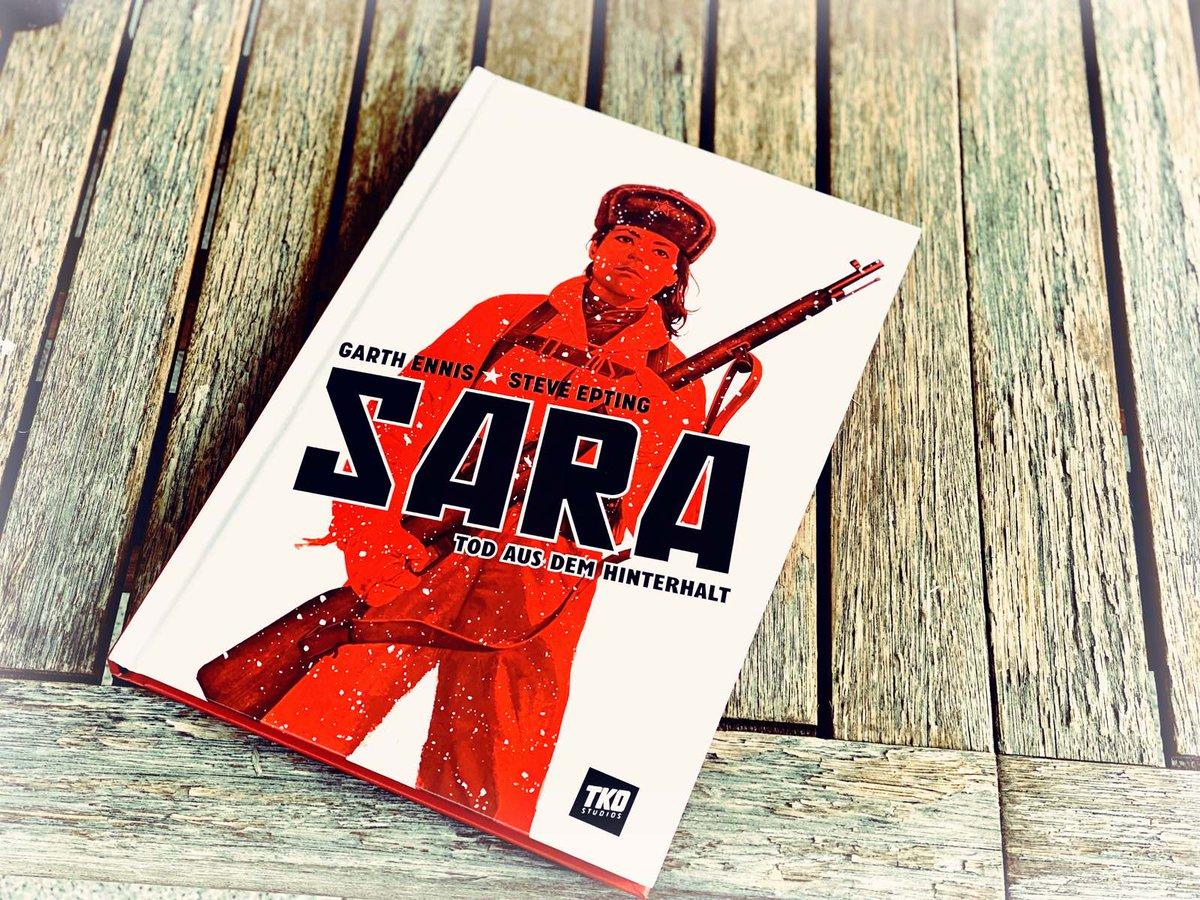 Gleichheit von Frau und Mann  @PaniniVerlag #Sara #SaraTodAusDemHinterhalt #TKO #TKOStudios #GarthEnnis #SteveEpting #Comic #Comicbook #Comicbuch #Comics #Erfahrung #Frauen #FrauenimKrieg #Russland #Krieg #Leningrad #Meinung #Review #Rezension #Sowjet