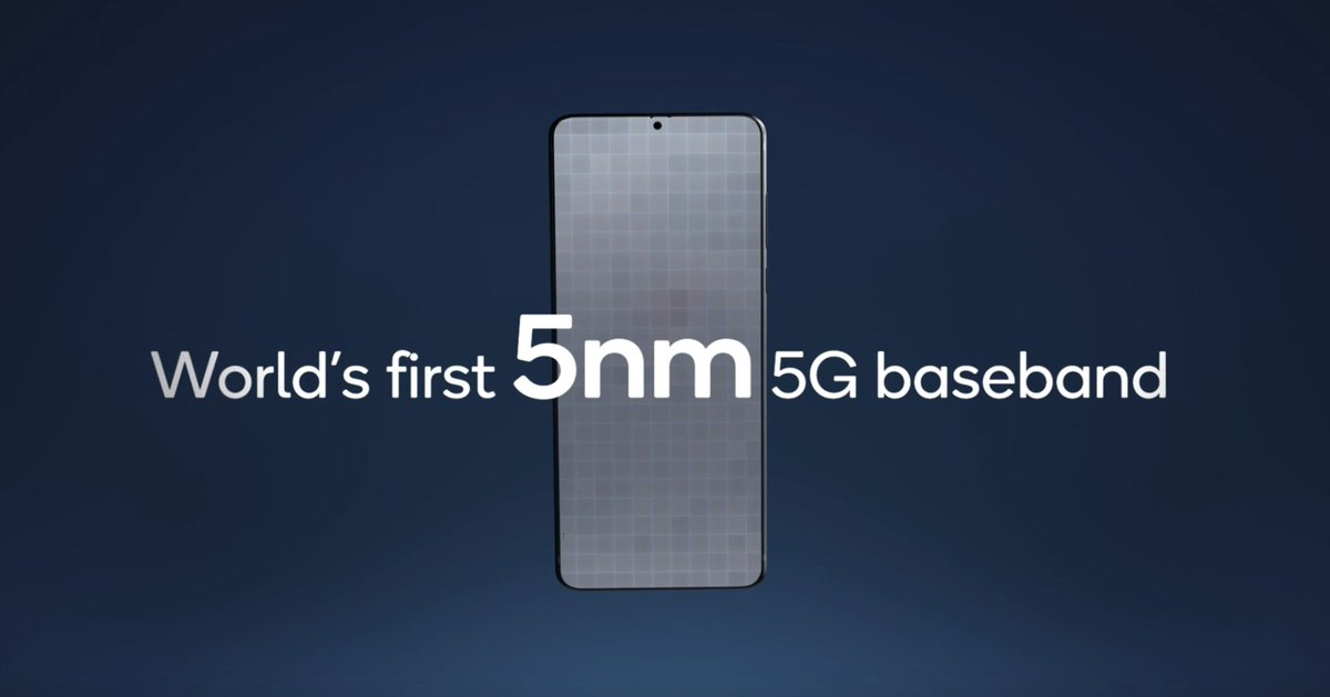iPhone 13 Lineup Expected to Use Qualcomm's Snapdragon X60 Modem With Several 5G Improvements: Apple's next-generation iPhone 13 lineup will use Qualcomm's Snapdragon X60 5G modem, with Samsung to handle manufacturing of the chip,… https://t.co/RL5ZcmbPc6 #Apple #Mac #Rumors https://t.co/yYnL9Q5tas
