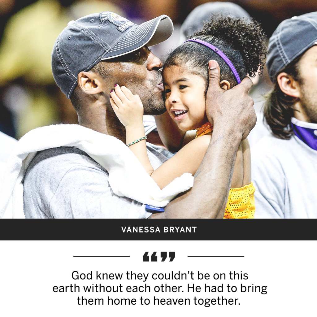 On 2/24 last year, the sports world came together to celebrate the life of Kobe and Gianna Bryant 💜💛