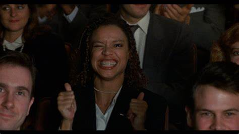 Happy Birthday to Kasi Lemmons, here in THE SILENCE OF THE LAMBS!