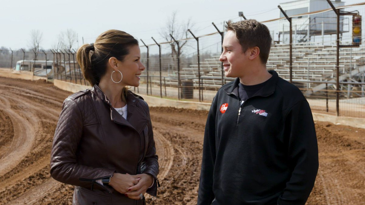 My Hometown with Christopher Bell Revisit to I-44 Speedway https://t.co/9hihGF9Wf7 https://t.co/VukA677AJs