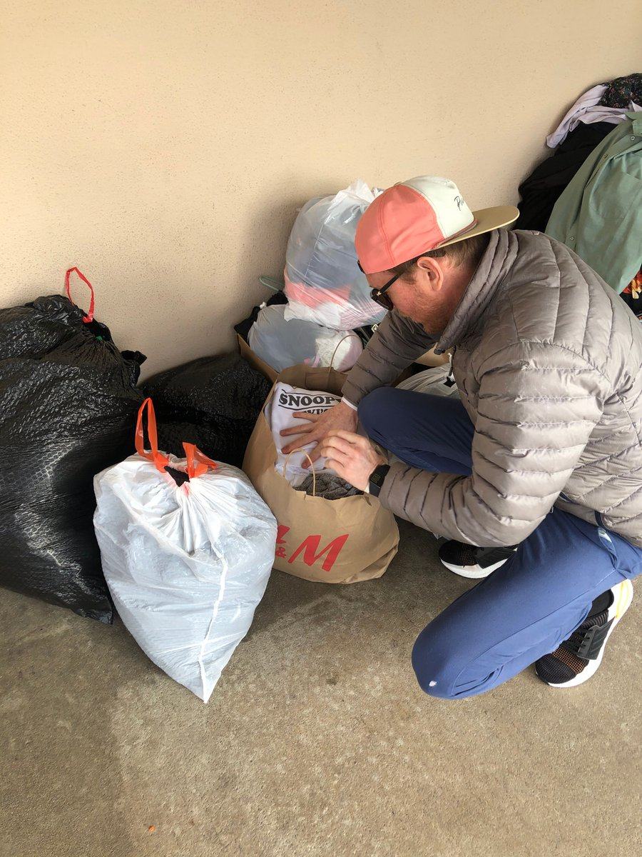 One of the ways we chose to serve on #MLKDay was to donate our belongings across local and national organizations. Learn more on our blog about how you can serve your own community and beyond by giving back and moving forward together:   #RMAgentsofGoodness