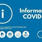 Image for the Tweet beginning: 📢 #COVID19 | La Regió